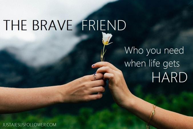 BRAVE FRIEND
